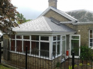 tiled tapco roof