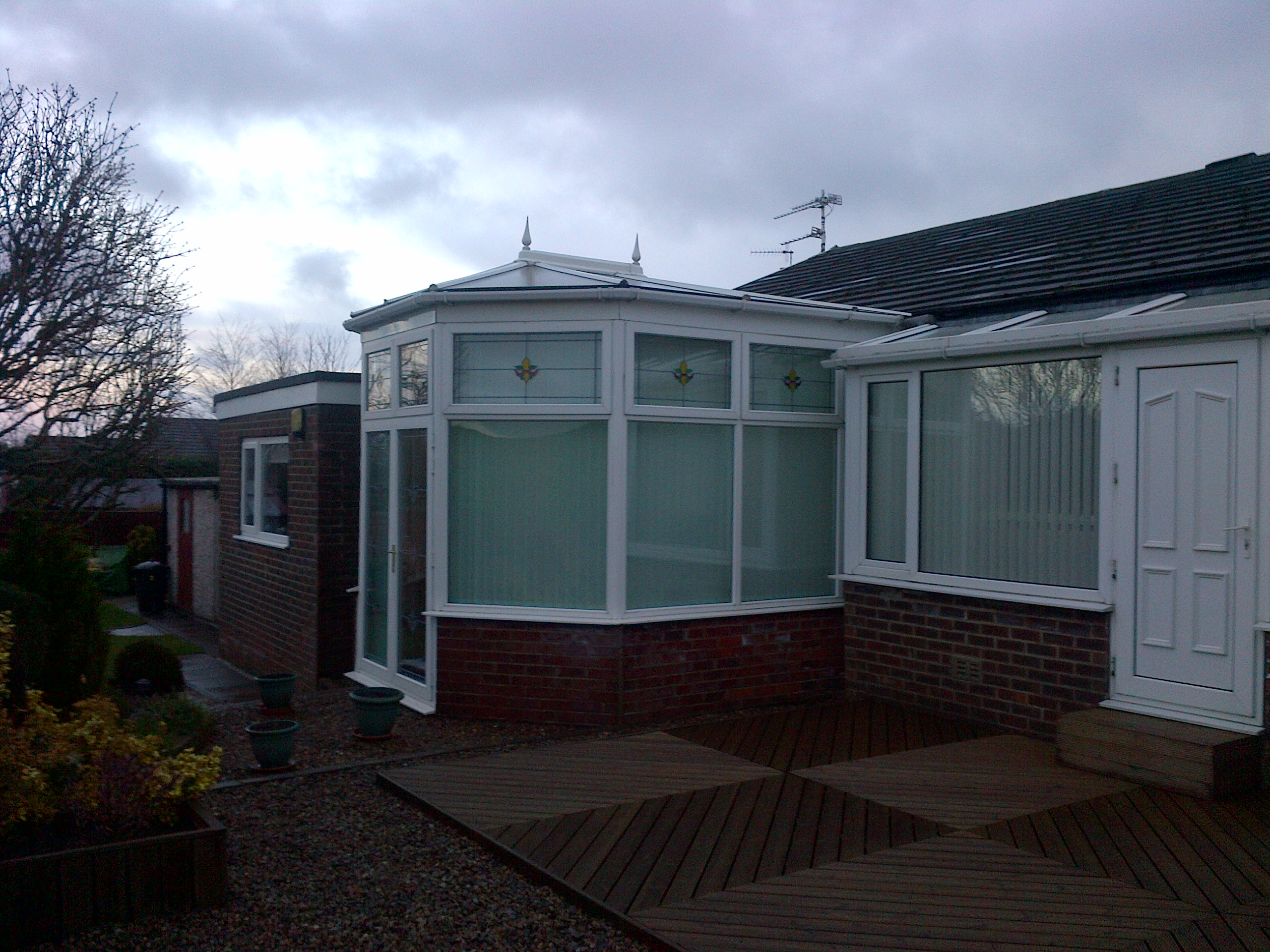 Tiled Conservatory Roof Gallery Crs Bradford West